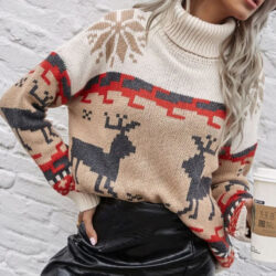 31 Perfectly Festive Christmas Sweaters to Wear to Your Next Ugly Sweater Party
